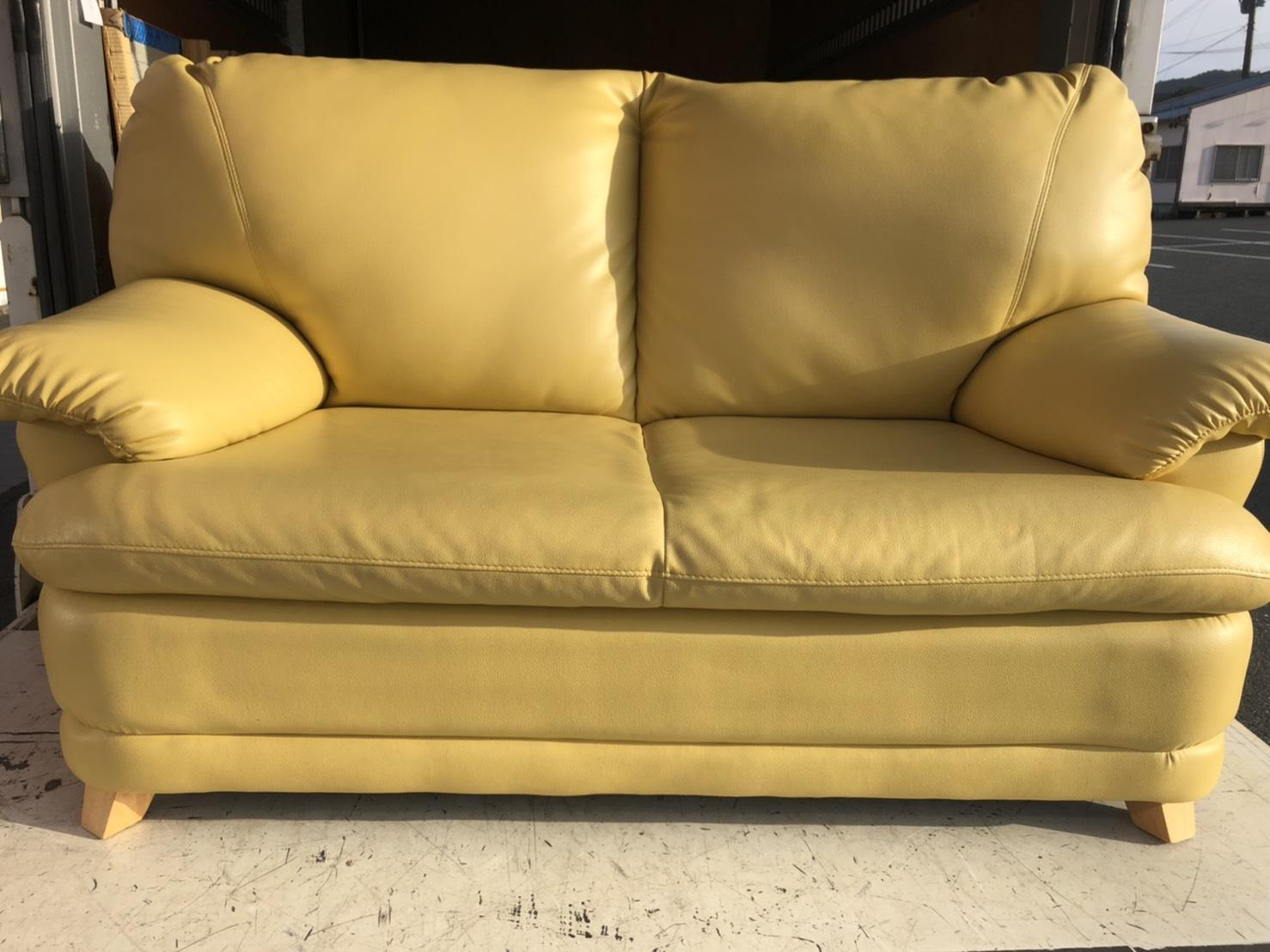 3/17★出張買取にてソファを買取させていただきました‼️ #出張買取 #マンガ倉庫 #武雄店 #白物 #家電#買取 #家具 #重い★